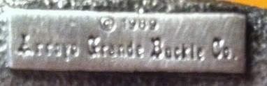 ARROYO GRANDE BUCKLE CO.
