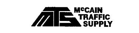 MCCAIN TRAFFIC SUPPLY