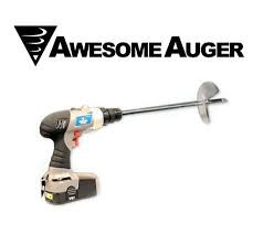 AWESOME AUGER