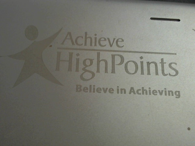 ACHIEVE HIGHPOINTS