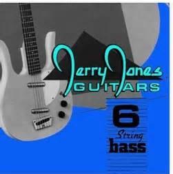 JERRY JONES GUITAR