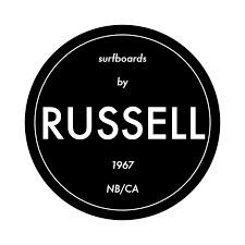 RUSSELL SURFBOARD