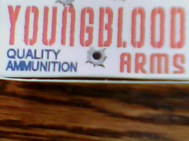YOUNGBLOOD ARMS