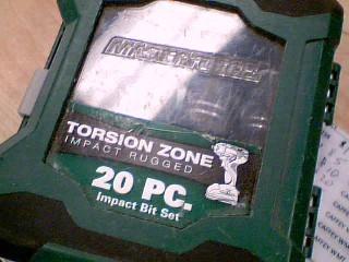 TORSION ZONE