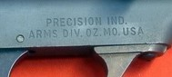 PRECISION IND. ARMS
