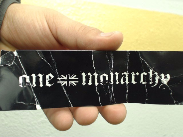 ONE MONARCHY