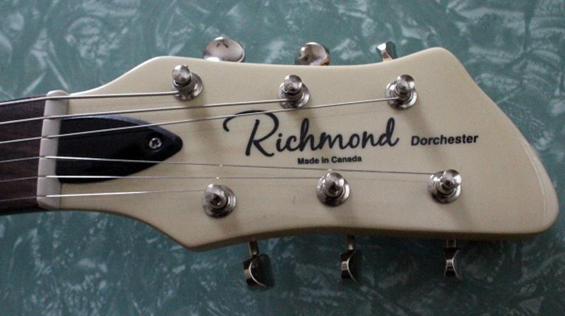 RICHMOND GUITAR