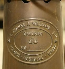 E.THOMAS & WILLIAMS LTD.