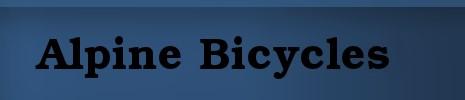 ALPINE BICYCLES