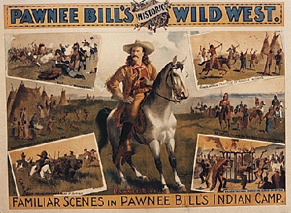 BUFFALO RANCH REAL WILD WEST SHOW