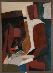 GÖSTA WALLMARK (1928-) M FL