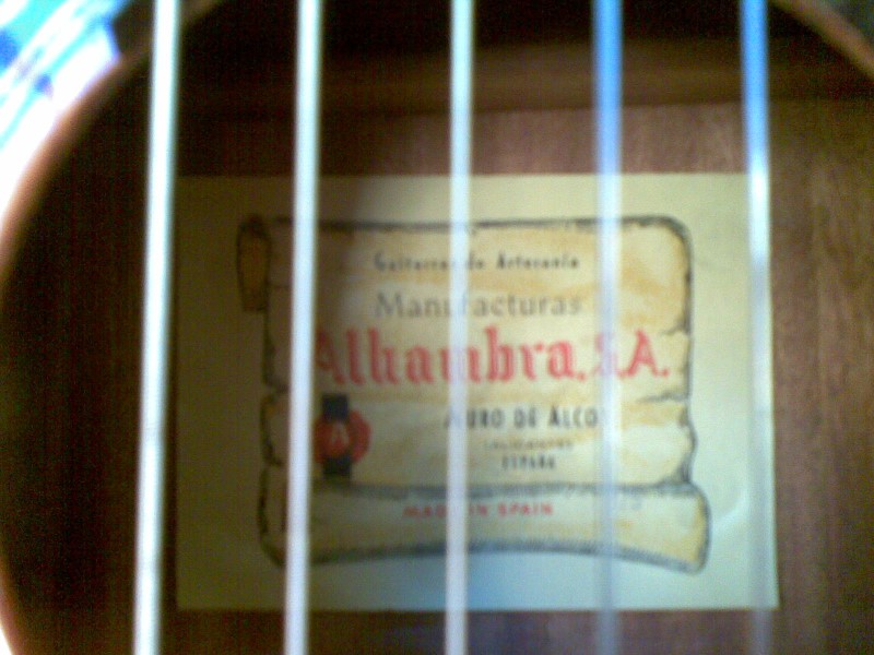 ALHAMBRA MURO DEL ALCOY