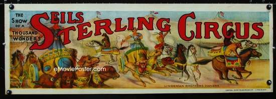 SEILS STERLING CIRCUS
