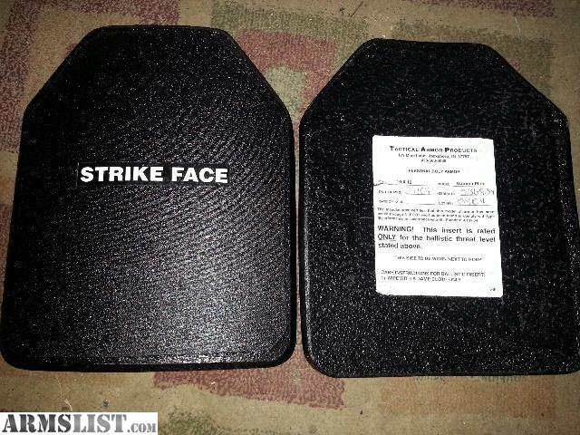 STRIKE FACE