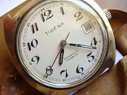 TIDENA WATCH