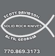 SOLID ROCK KNIVES