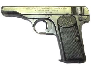 BROWNING Pistol 1910