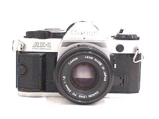 CANON Film Camera AE-1