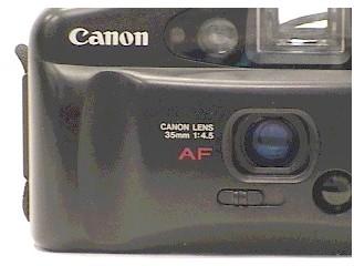 CANON Film Camera SURE SHOT OWL