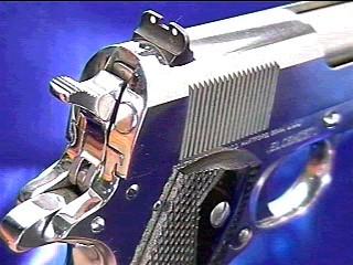 COLT Pistol GOVERNMENT MODEL MK IV/SERIES 80