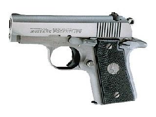 COLT Pistol MUSTANG POCKETLIGHT 380
