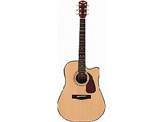 FENDER Acoustic Guitar DG-20CE ACOUSTIC-ELECTRIC CUTAWAY