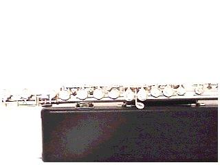 GEMEINHARDT Flute 2SP PLATEAU SILVERPLATED
