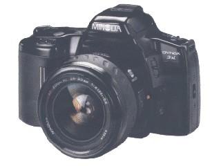 MINOLTA Film Camera MAXXUM 3XI