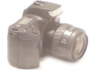 MINOLTA Film Camera MAXXUM 300SI