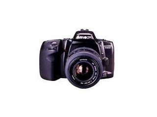 MINOLTA Film Camera MAXXUM 400SI