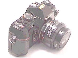 NIKON Film Camera N2020