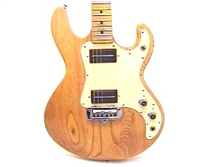 PEAVEY Electric Guitar T-15 NATURAL/MAPLE