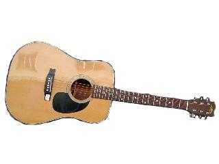 SIGMA Acoustic Guitar DM-5 DREADNOUGHT