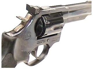 TAURUS Revolver 66 BLUE
