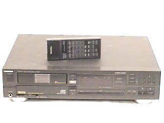 TOSHIBA CD Player & Recorder XR-9057