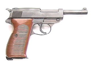 WALTHER ARMS Pistol P-38