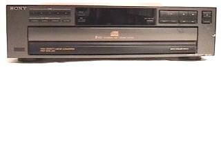 SONY CD Player & Recorder CDP-C231