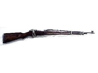 MAUSER FIREARMS Rifle M48
