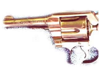 COLT Revolver ARMY SPECIAL