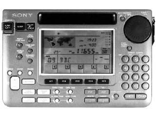 SONY Radio ICF-SW55