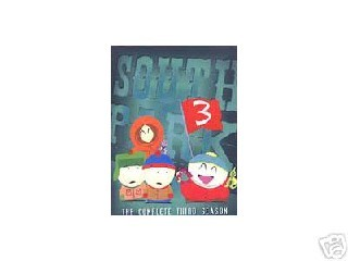 DVD MOVIE DVD SOUTH PARK-THE COMPLETE THIRD SEASON (2003)