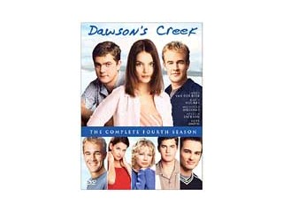 DVD MOVIE DVD DAWSONS CREEK-THE COMPLETE FOURTH SEASON
