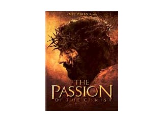 DVD MOVIE DVD PASSION OF THE CHRIST