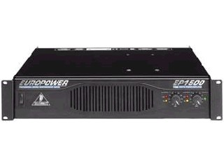 BEHRINGER Amplifier EP1500