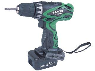 HITACHI Cordless Drill DS12DVF3