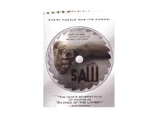DVD MOVIE DVD SAW
