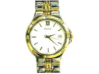 PULSAR WATCH Gent's Wristwatch V732-X054