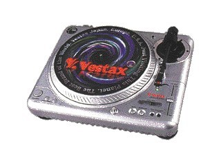 VESTAX Turntable PDX-2000