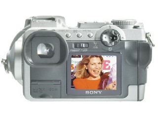 SONY Digital Camera DSC-F707