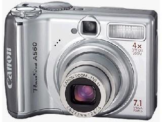 CANON Digital Camera POWERSHOT A560